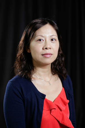 portrait photo of Wenli Gao